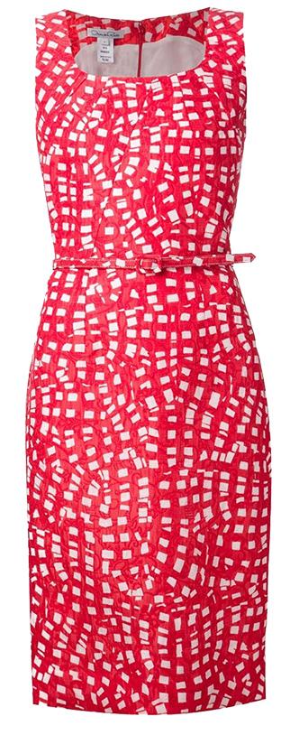 oscar-red-dress