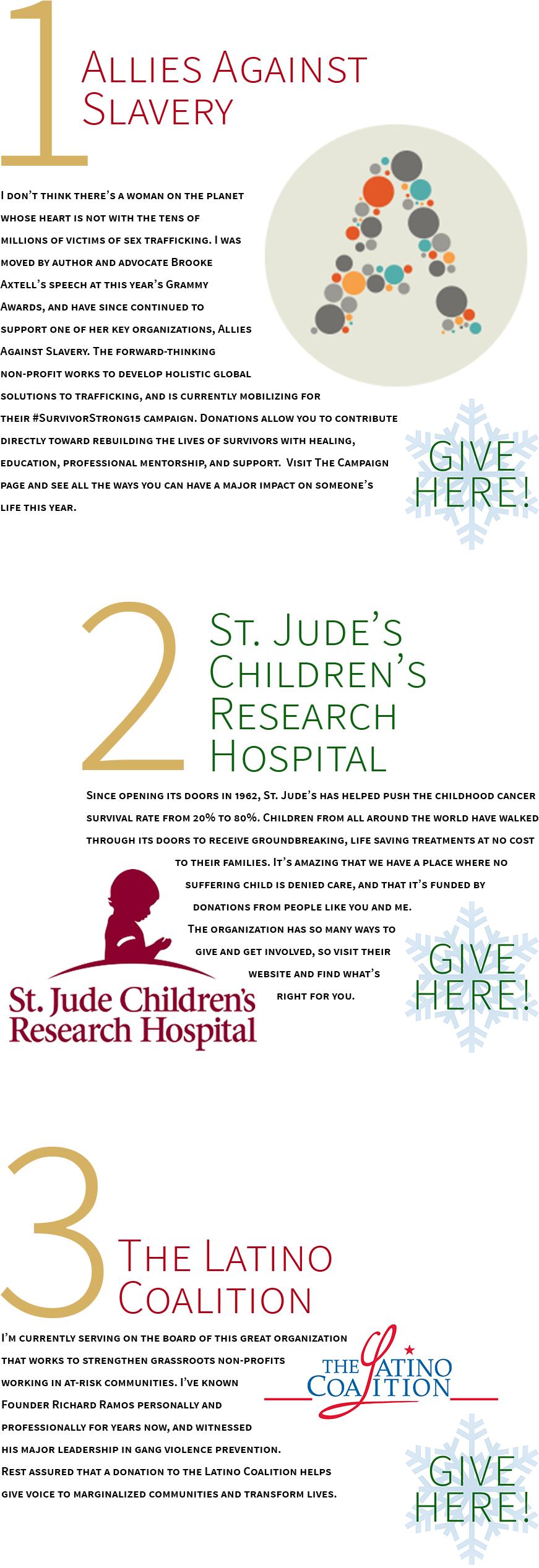 3-charities