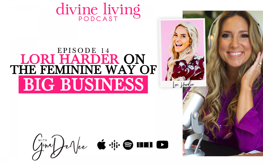 Lori Harder on the Feminine Way of Big Business