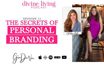 The Secrets of Personal Branding with Chelsea Krost