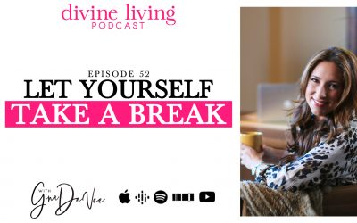 Let Yourself Take a Break