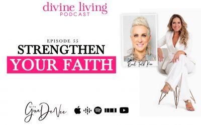 Strengthen Your Faith with Real Talk Kim
