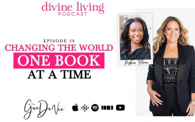 Changing the World One Book at a Time with Krishan Trotman