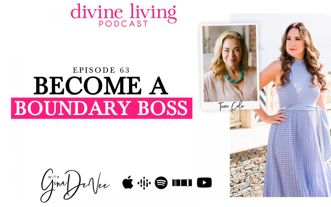 Become a Boundary Boss with Terri Cole