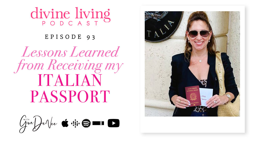 Lessons Learned From Receiving My Italian Passport